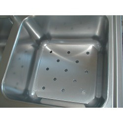 Csepegtető tálca 500x500 mm medenceméretű mosogatóhoz Emax-3610