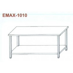 Munkaasztal Emax-1010 KR 1600x700x850