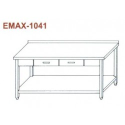 Munkaasztal Emax-1041 KR 1300x700x850