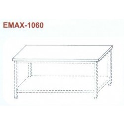 Munkaasztal Emax-1060 KR 1300x700x850