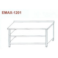 Munkaasztal Emax-1201 KR 1600x700x850