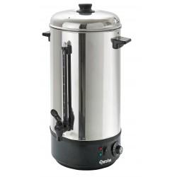 Ital melegentartó boci 10 liter rejtett fűtőszálas