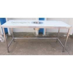 Munkaasztal Emax-1030 KR 1800x700x850