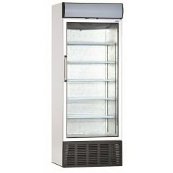 Üvegajtós hűtővitrin  bruttó 657 literes