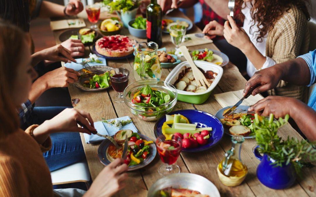Lakasd jól a vegetáriánusokat!