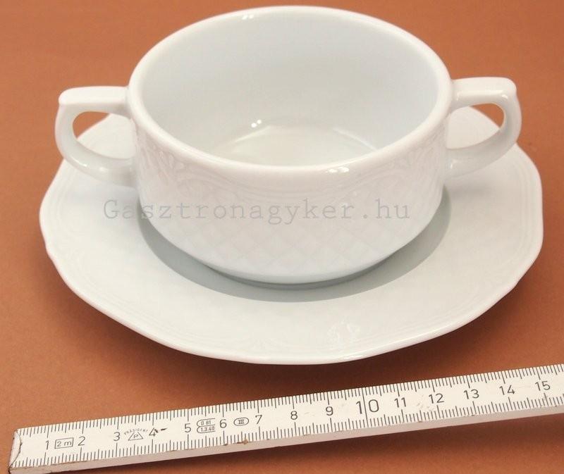 Afrodyta porcelán tányér család