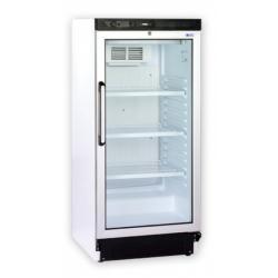 Üvegajtós hűtővitrin