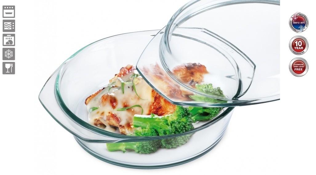 Simax hőálló jénai edények