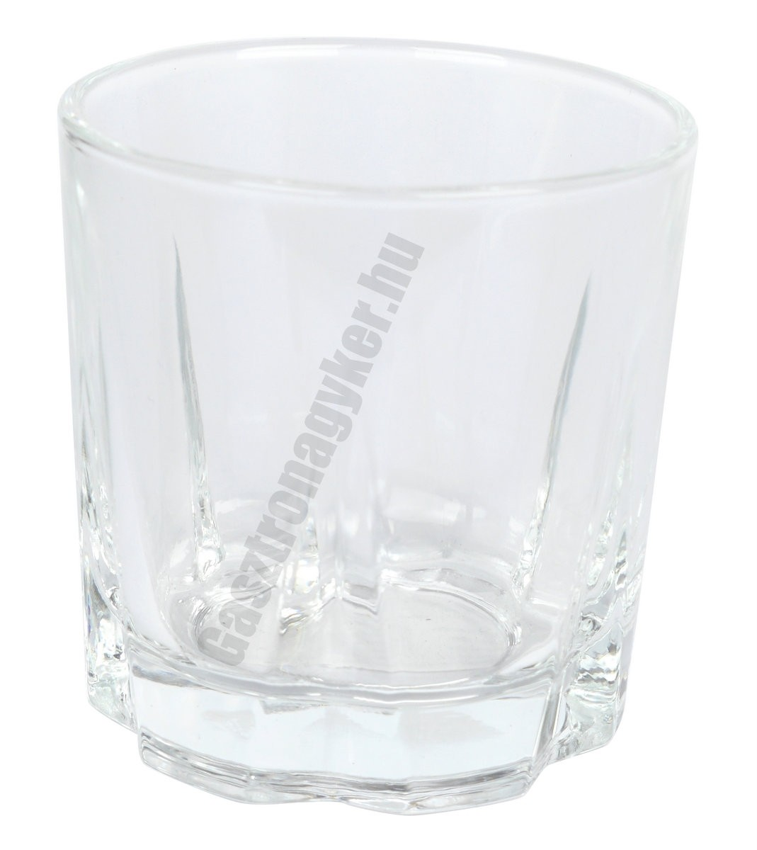 Vera vizes-whisky pohár, 250 ml, üveg