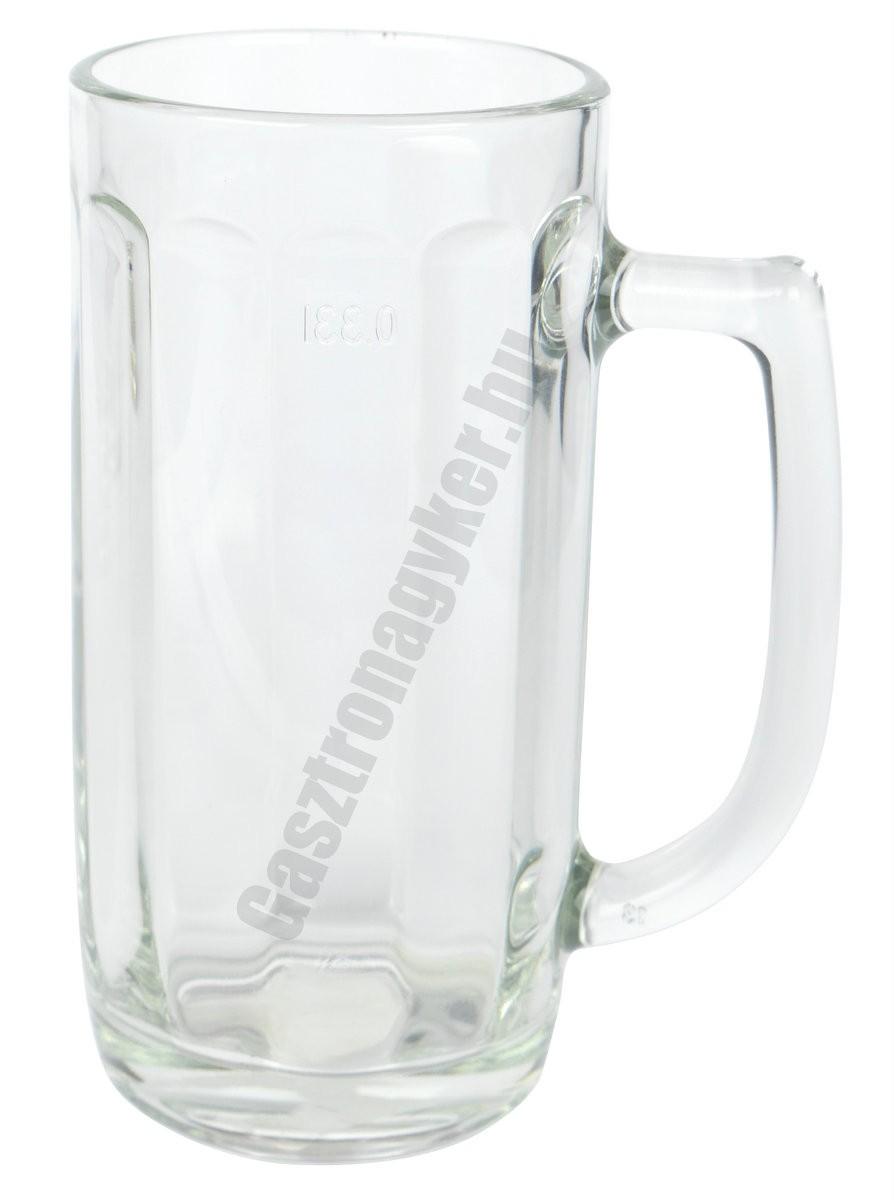 Minden söröskorsó 330 ml