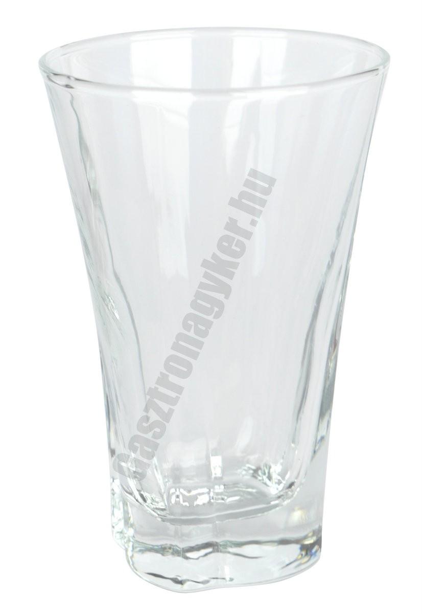 Truva pálinkás pohár 90 ml, üveg