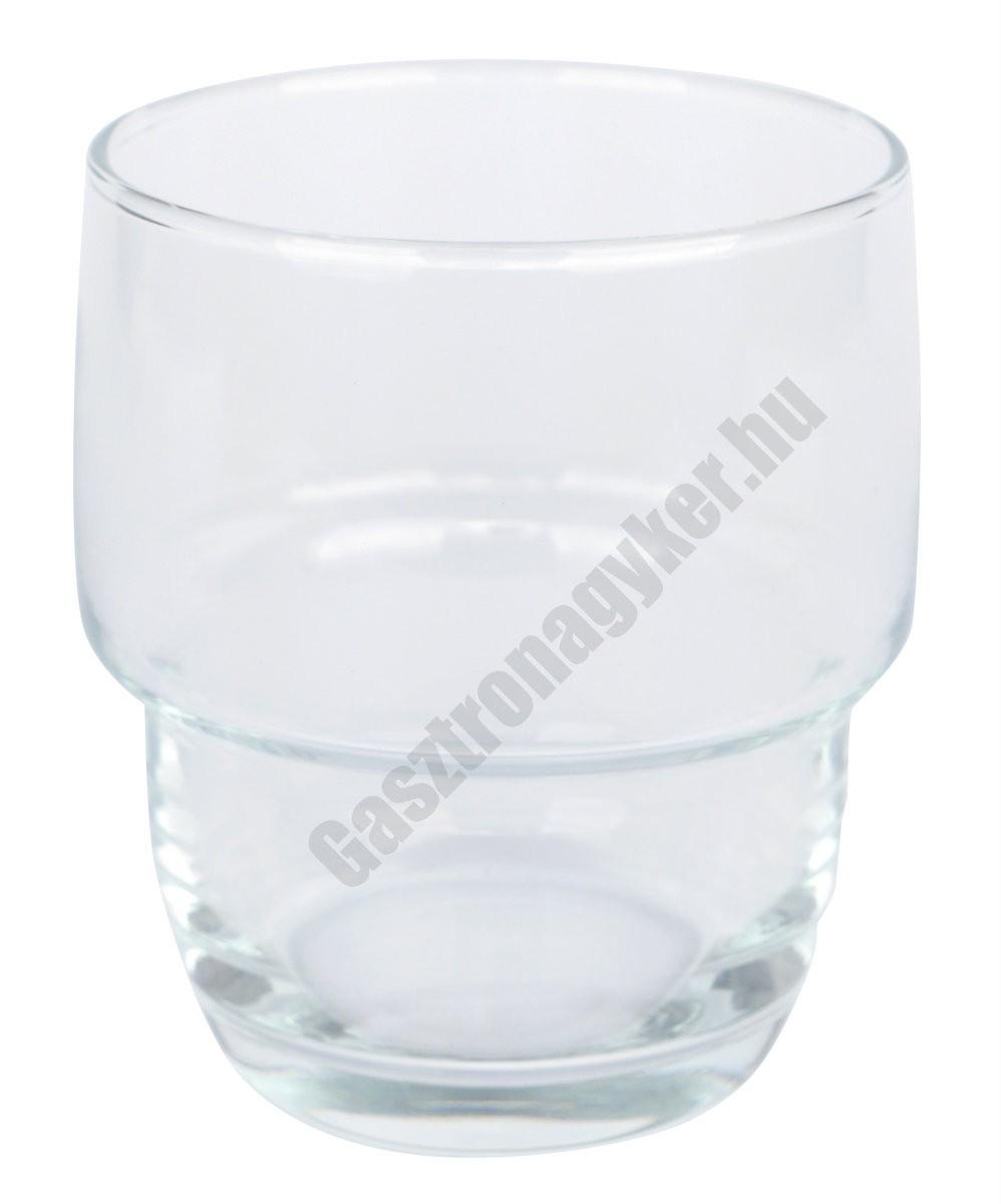 Galata vizespohár 285 ml sorolható, üveg