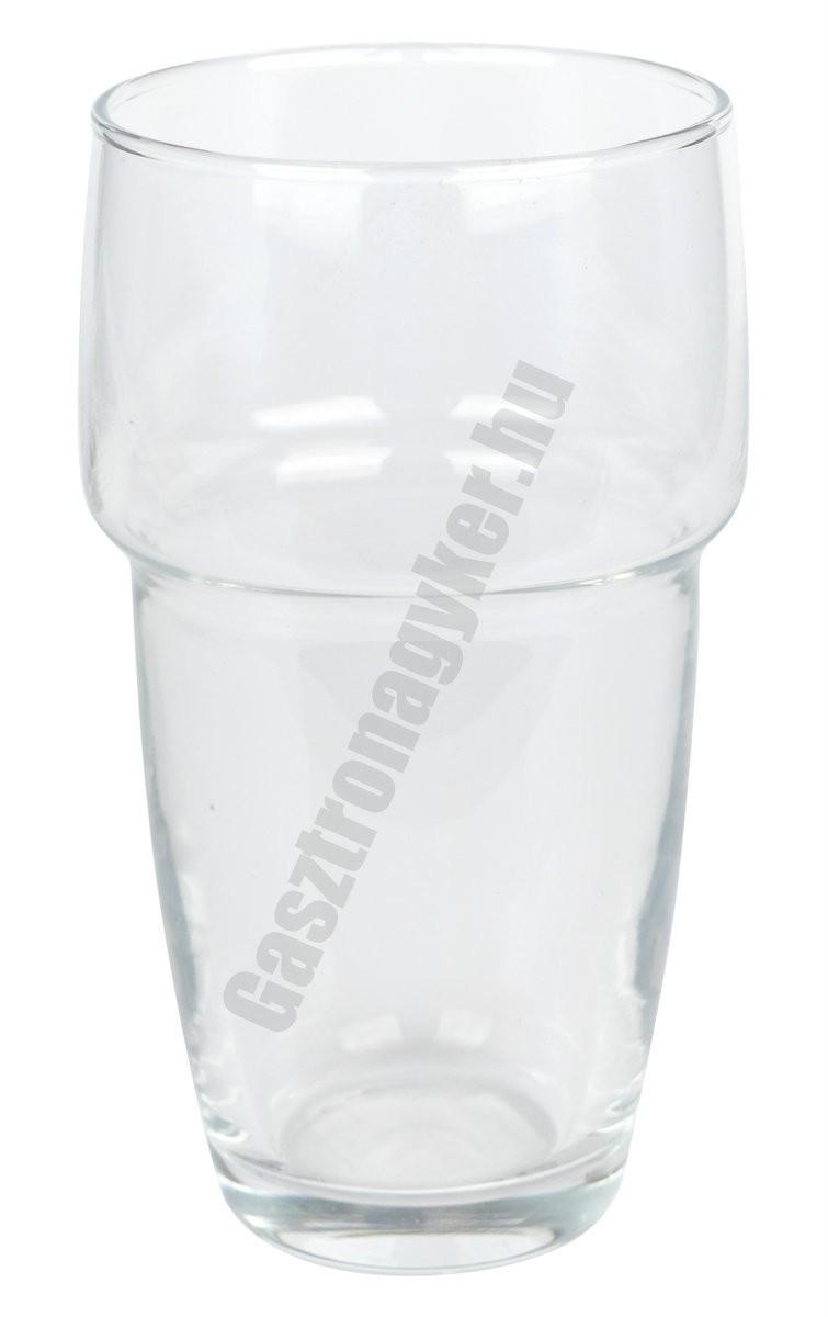 Galata Pohár long drink 340 ml, üveg