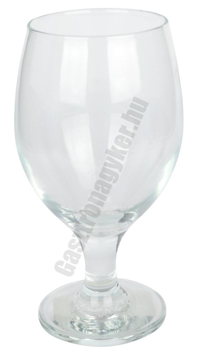 Misket sörös pohár, 400 ml, üveg