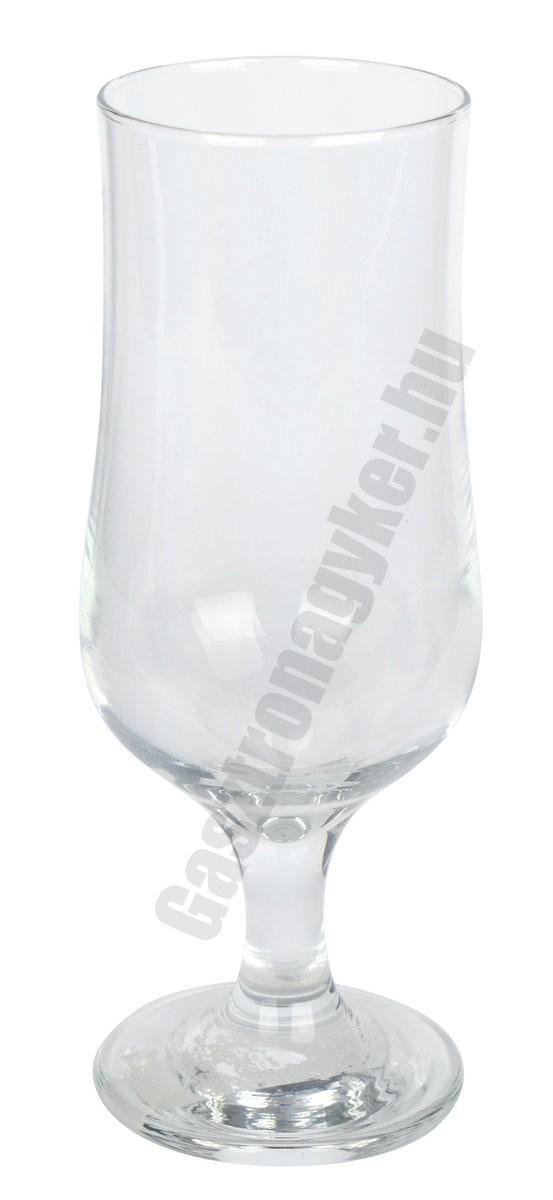 Nevacar sörös pohár, 370 ml, üveg