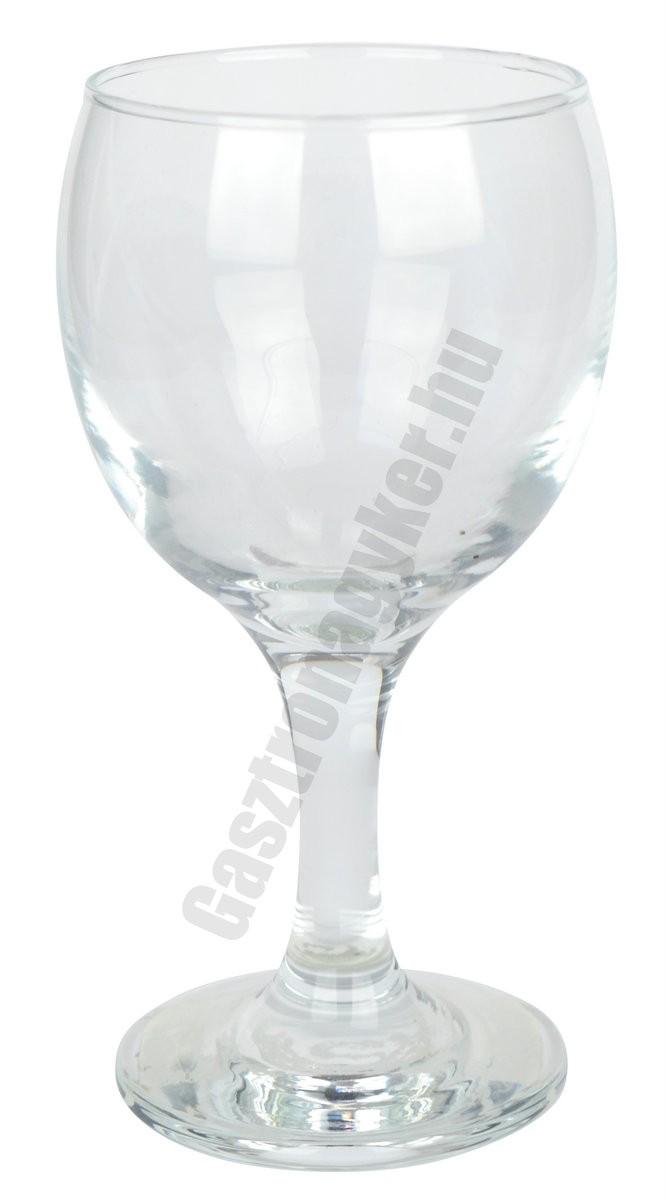 Misket fehérboros pohár, 165 ml, üveg