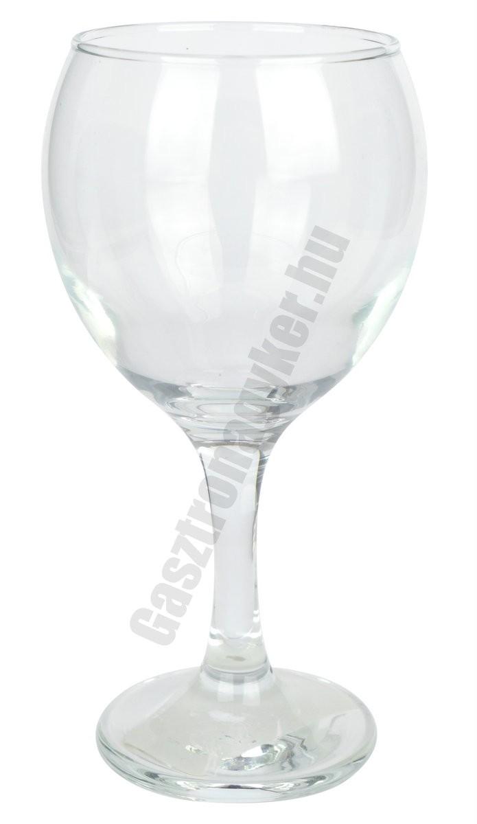 Misket vizes pohár, 260 ml, üveg