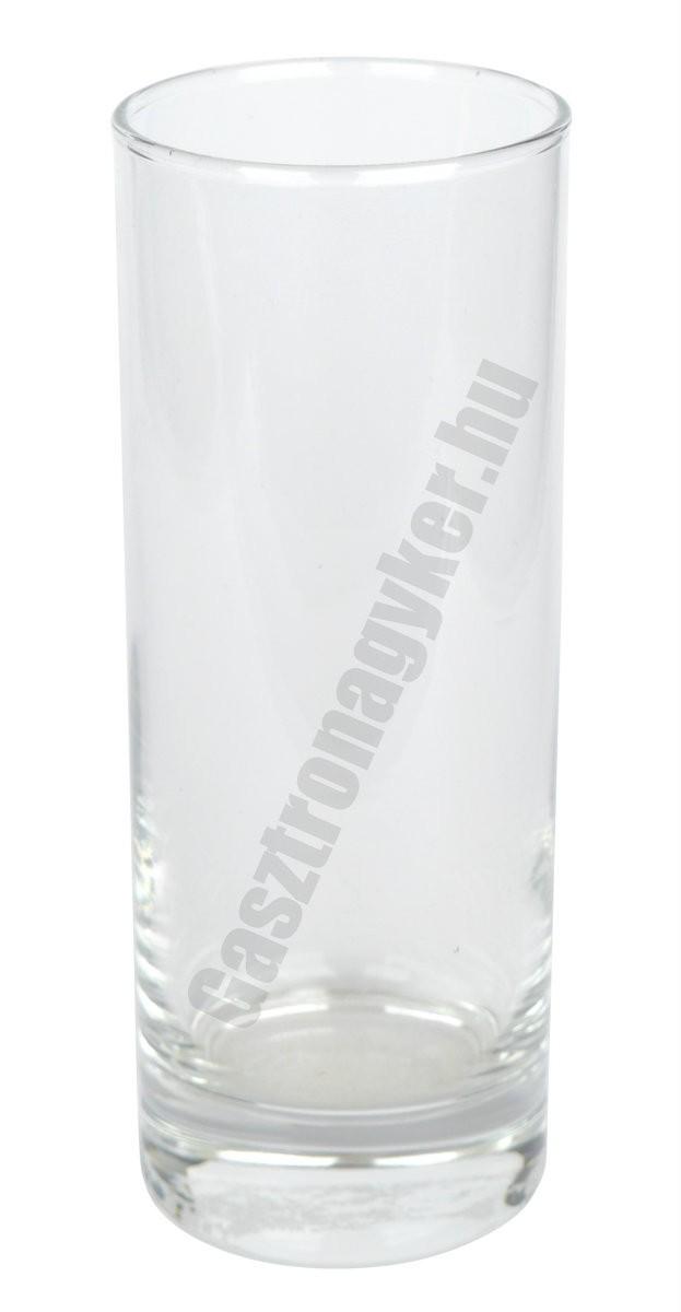 Classico long drink pohár 280 ml, üveg