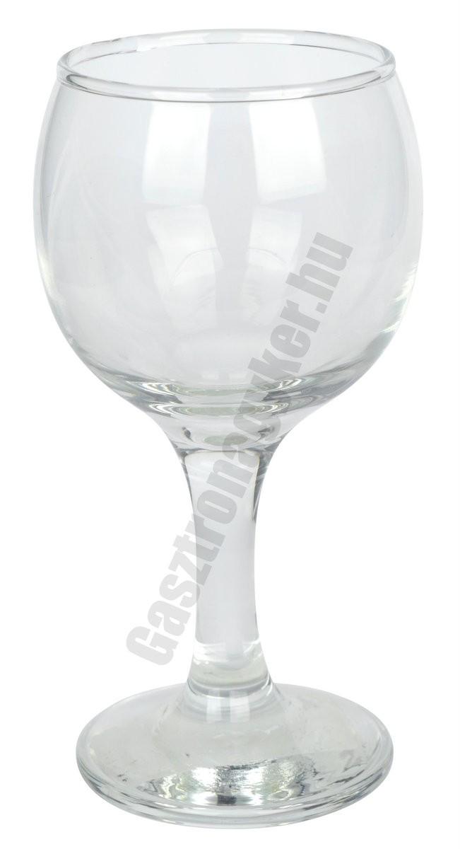 Kouros boros kehely, 210 ml, üveg