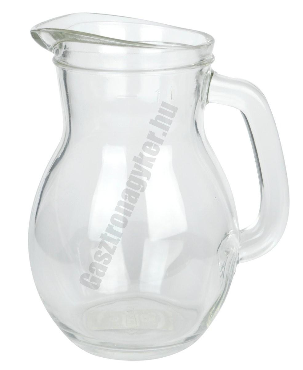 Ben kancsó 1 liter üveg