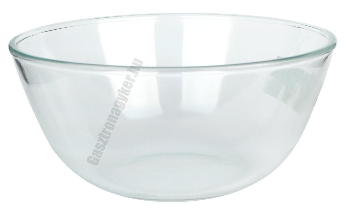 Simax hőálló jénai leveses tál 3,5 liter