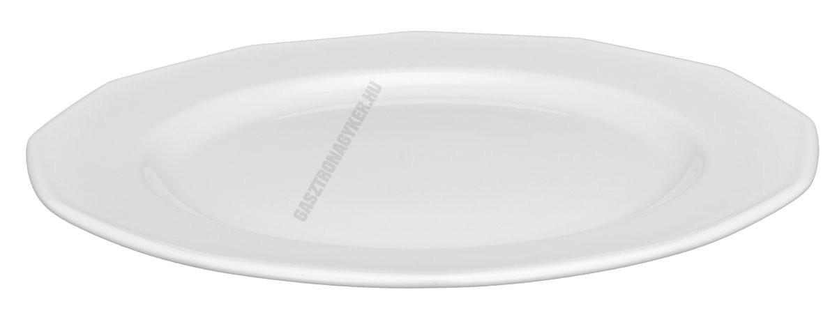 Mercury lapostányér 28 cm porcelán