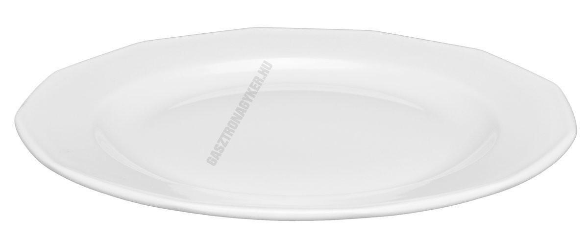 Mercury lapostányér 24 cm porcelán