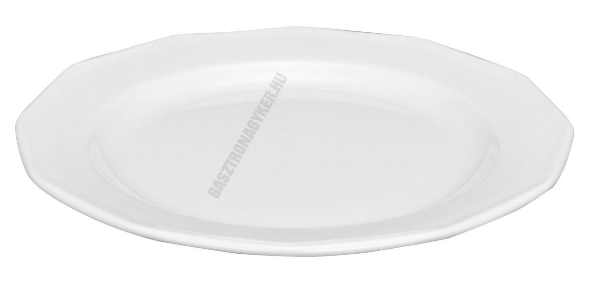 Mercury lapostányér 16 cm, porcelán