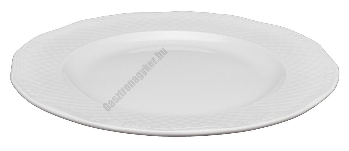 Afrodyta lapostányér 30,5 cm porcelán