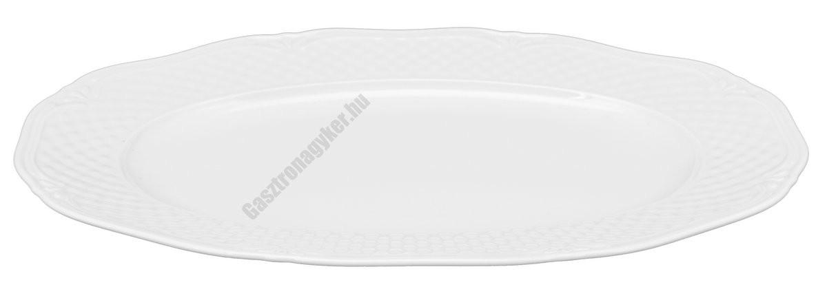 Afrodyta sültestál 38 cm porcelán