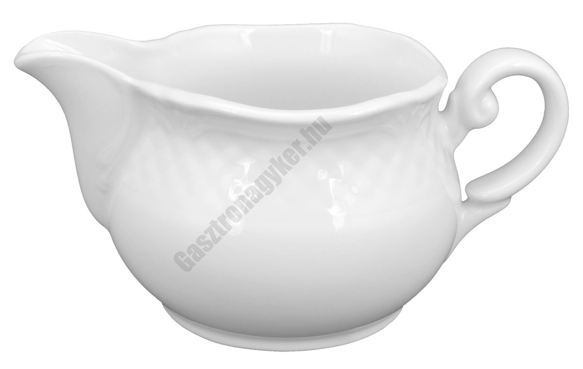 Afrodyta szószkiöntő 0,4 liter, porcelán