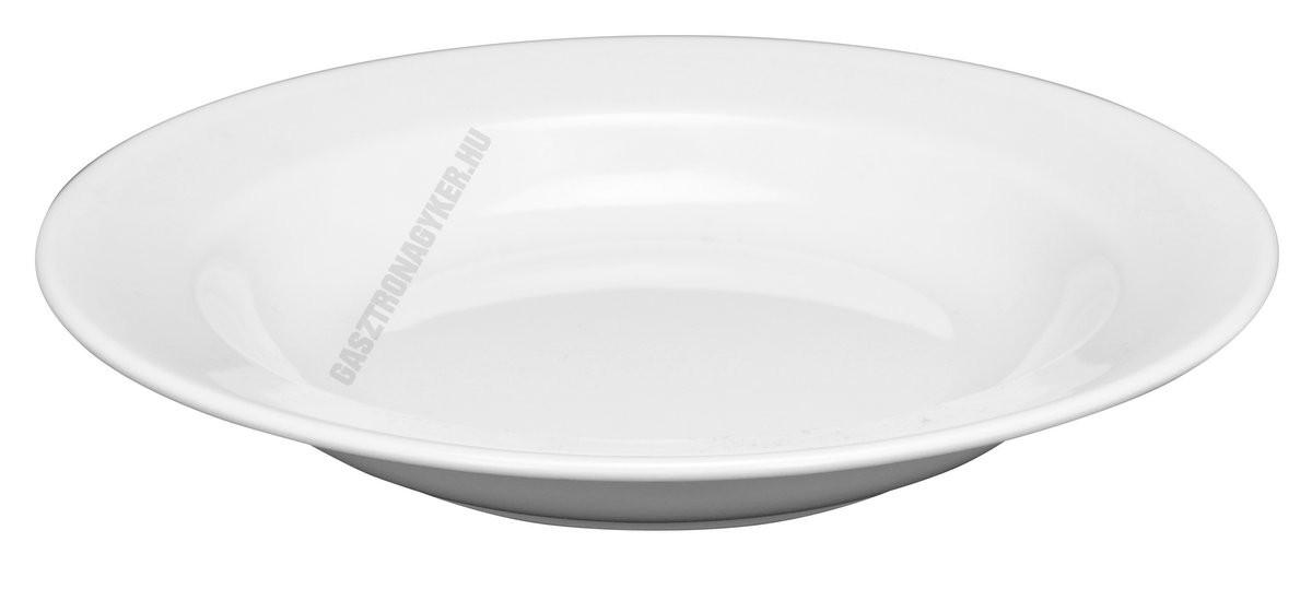 Kaszub mélytányér 22,5 cm 0,35 liter porcelán