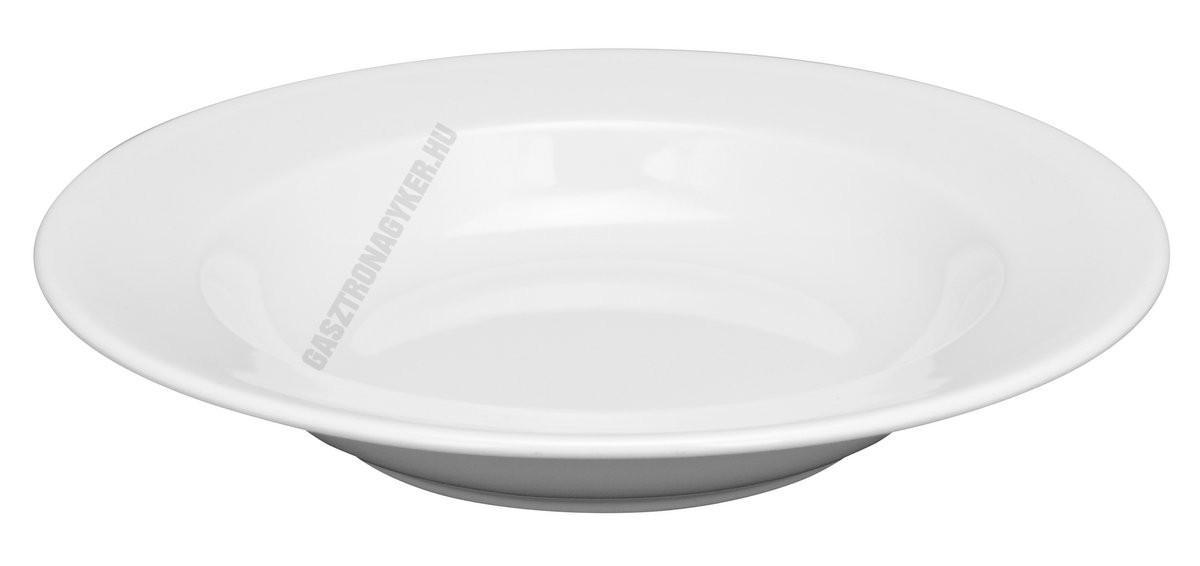 Kaszub mélytányér 24 cm 5 dl porcelán