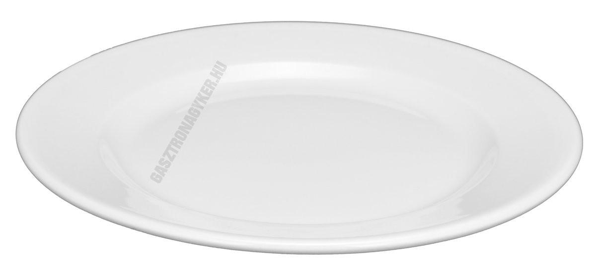 Kaszub lapostányér 22,5 cm porcelán