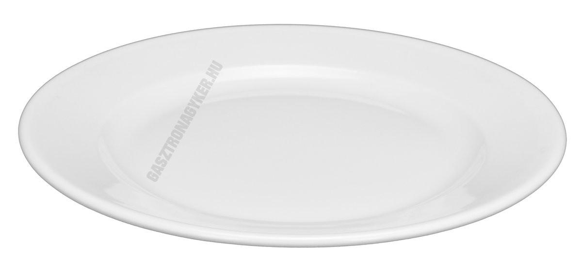 Kaszub lapostányér 24 cm porcelán