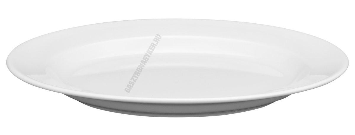 Kaszub sültestál 30 cm ovális porcelán