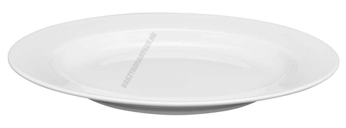 Kaszub sültestál 33 cm ovális porcelán