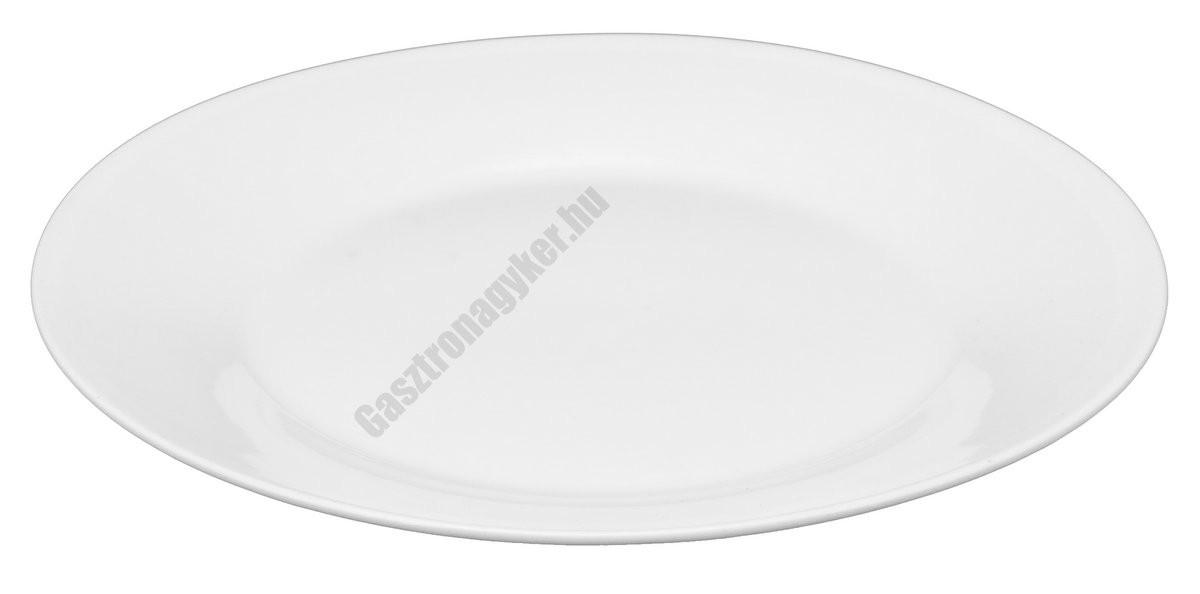 Alaszka lapostányér 24 cm, porcelán