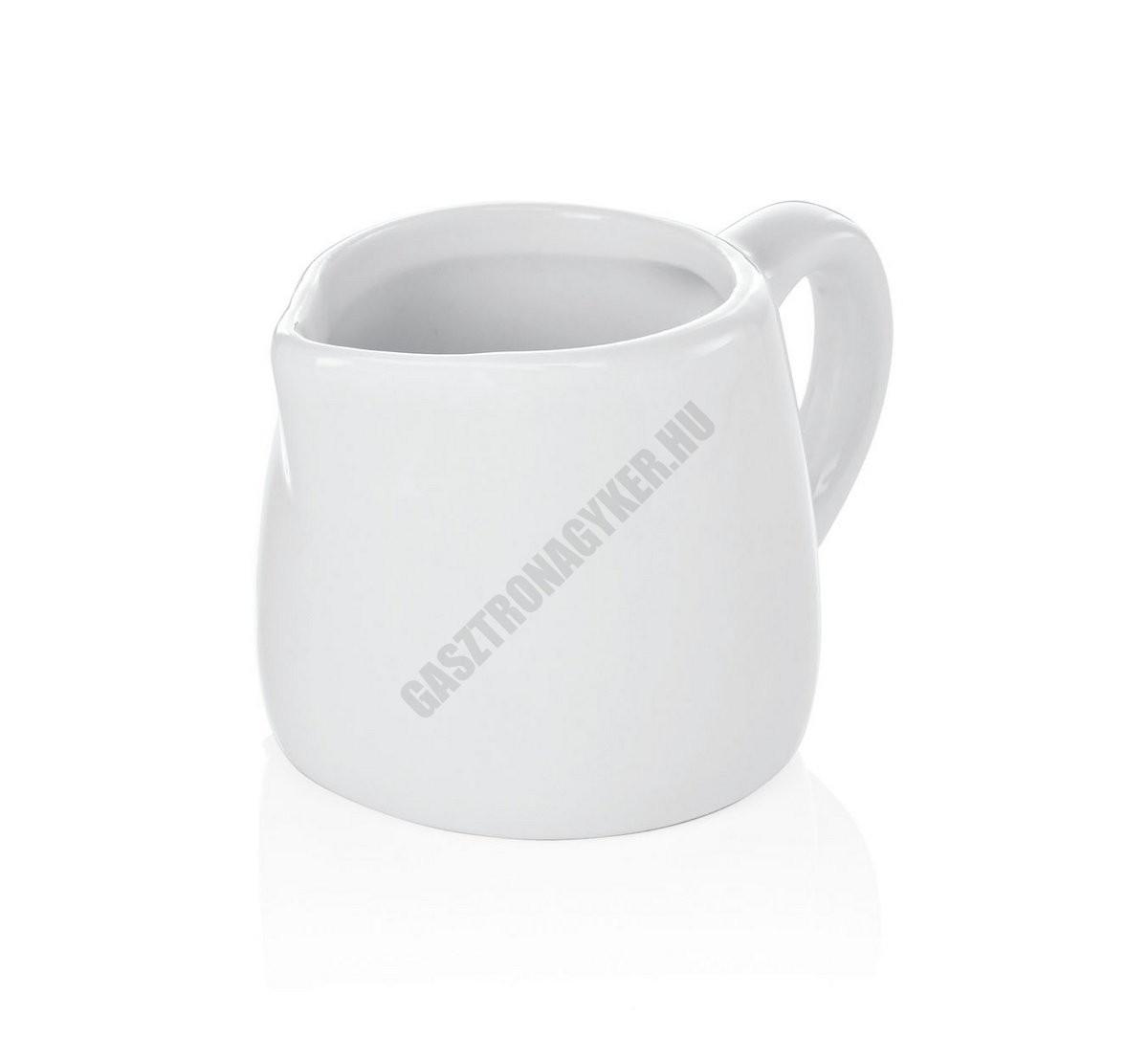 Tejszín kiöntő, 150 ml, porcelán