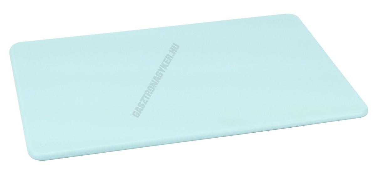 Vágólap 30×45×1,3 cm kék műanyag