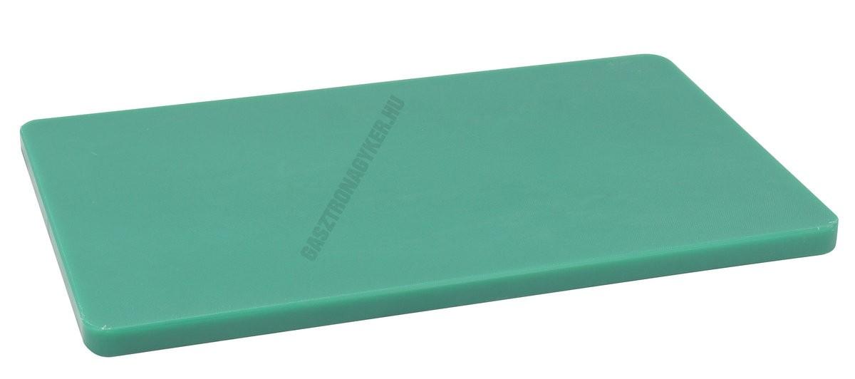 Vágólap 32,5×53×2 cm zöld