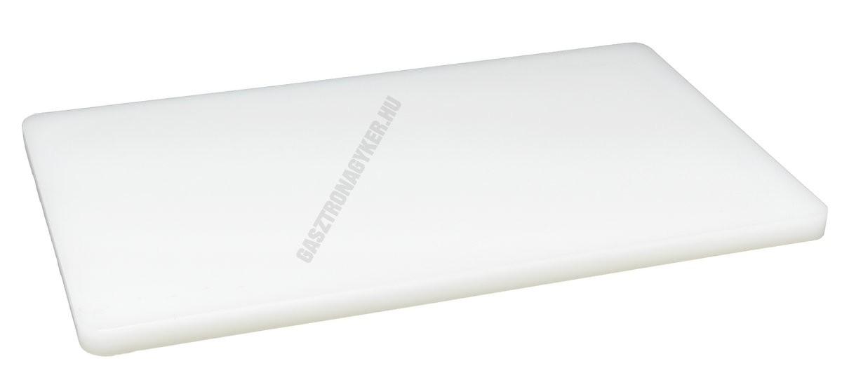 Vágólap 32,5×53×2 cm fehér