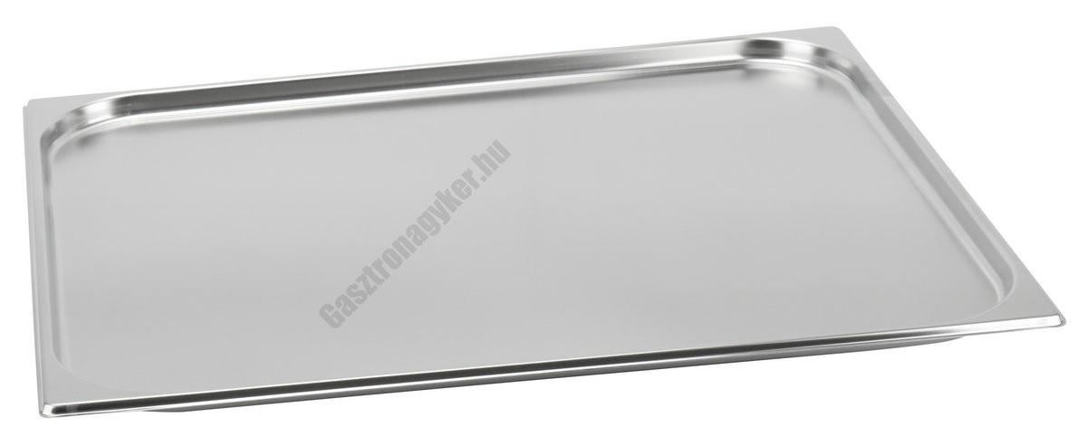 GN edény 2/1 20 mm (65×53×2 cm) 5 liter rozsdamentes