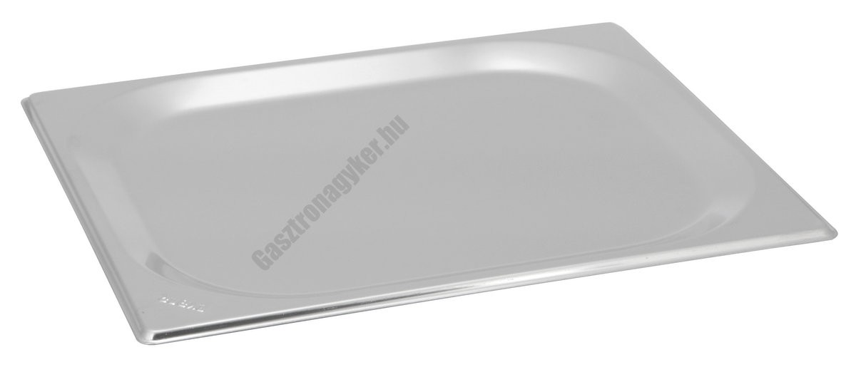 GN edény, 1/2 10 mm, 0,6 l, rozsdamentes
