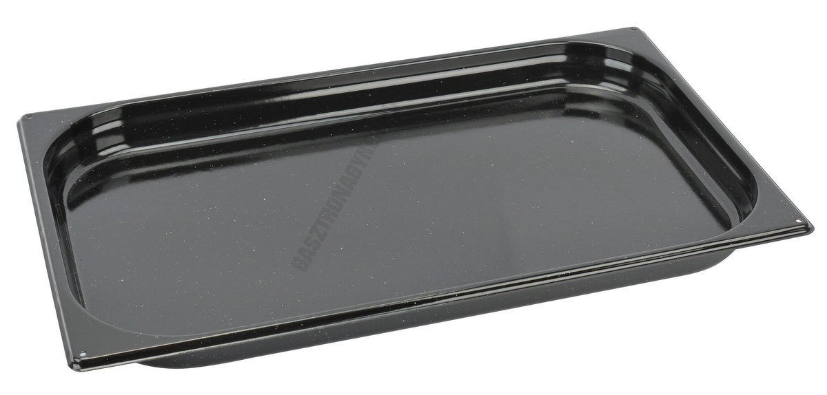 GN edény 1/1 40 mm (32,5×53× 4 cm) zománcozott