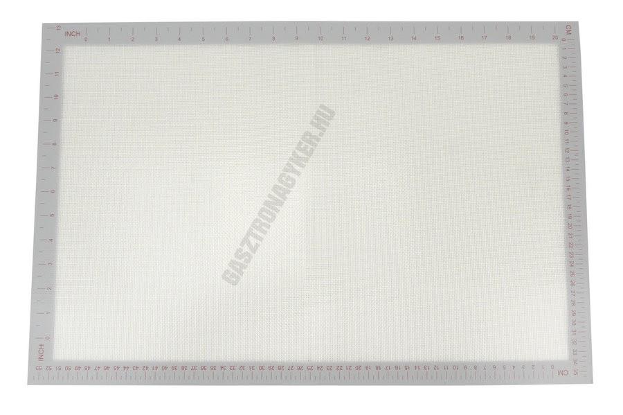 Sütőlap 58,5×38,5 cm, szilikon
