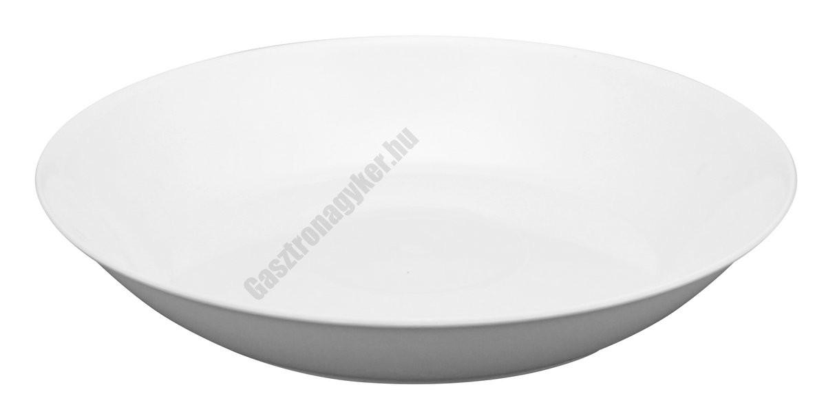Camping tányér, 20 cm, műanyag
