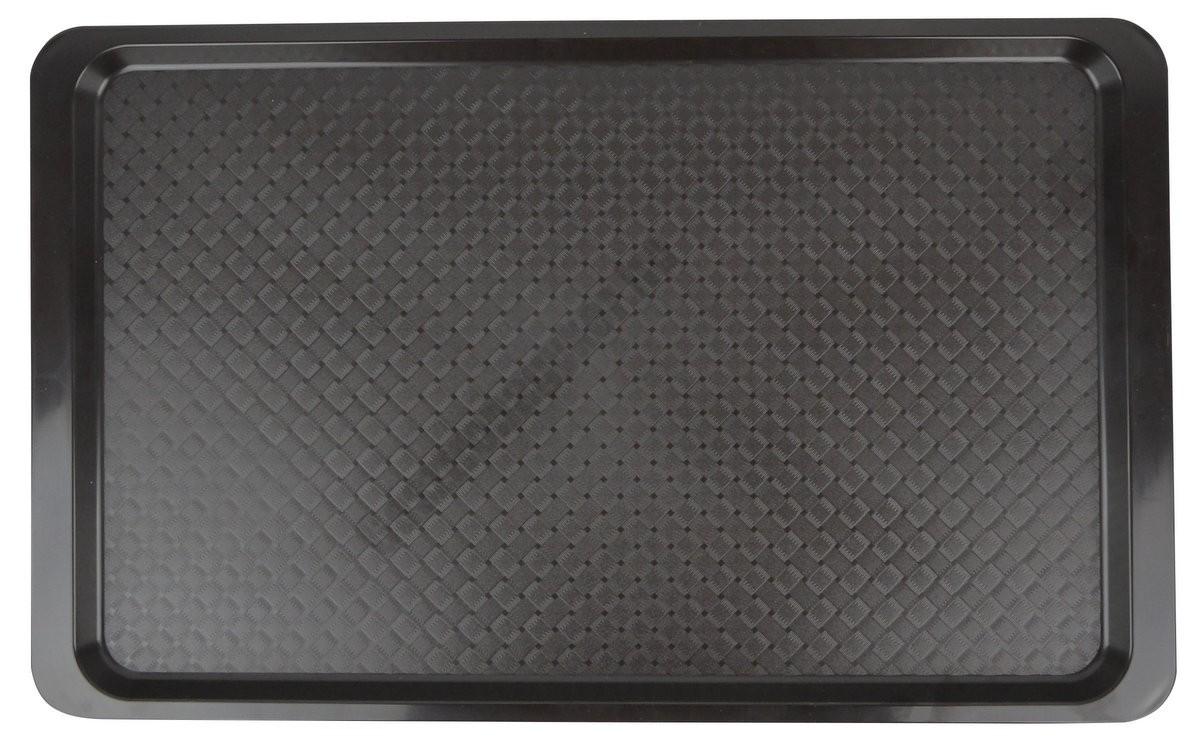 Műanyag Tálca GN 1/1 méret (32,5×53 cm), barna színű