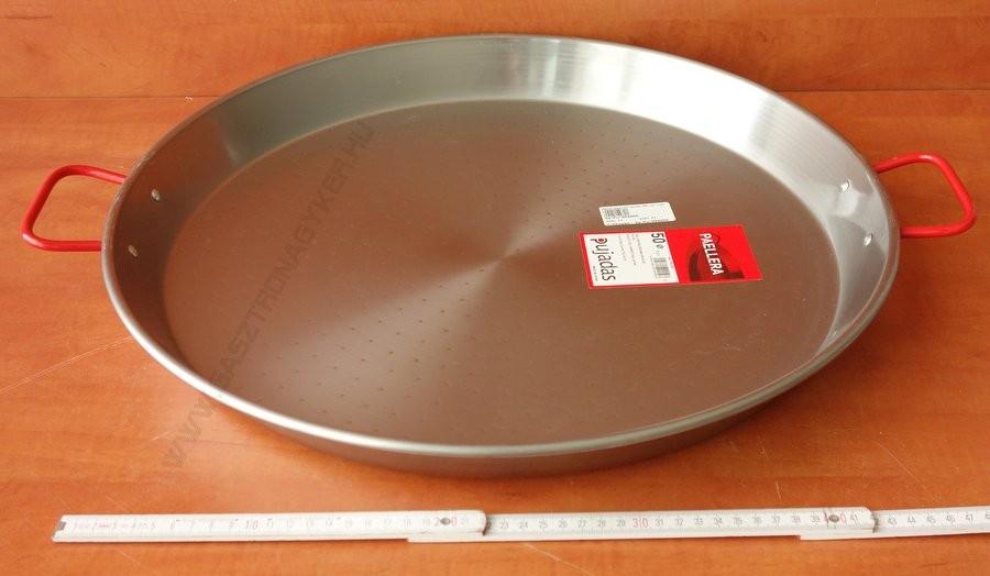 Paella vasserpenyő 50 cm 14 adagos