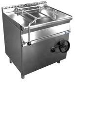 Gázüzemű billenőserpenyő 50 liter Inox GM-GBS50.78 Inox